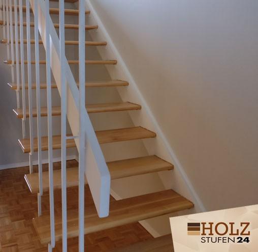 Treppen-Holzstufen