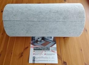 ALLPROTECT Flex by Landolt - temporärer Stufen- und Bodenschutz - selbstklebend - rückstandfrei ablösbar - 1 Rolle à 25 lfm.