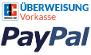 Ihnen stehen folgende Zahlungsoptionen zur Verfügung